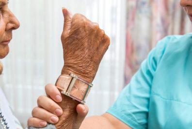 Aggressionen in der Altenpflege